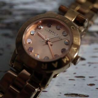 マークジェイコブス(MARC JACOBS)の【稼働品】 マークバイマークジェイコブス 腕時計 レディース クォーツ(腕時計)