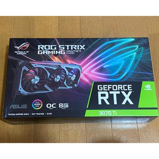 ASUS - 未使用 ASUS ROG STRIX RTX3070Ti O8G GAMING