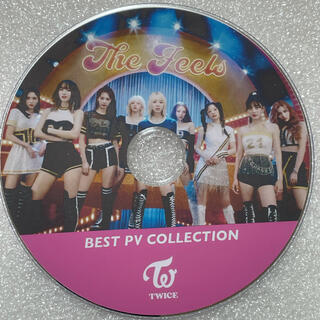 TWICE 2021 2nd BEST PV COLLECTION DVD
