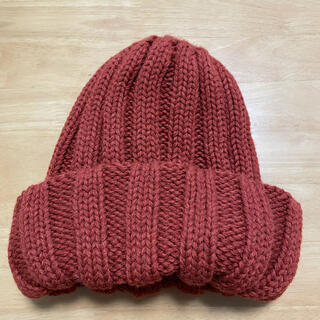 カシラ(CA4LA)のCA4LAニット帽 (ニット帽/ビーニー)