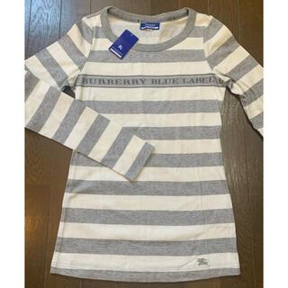BURBERRY BLUE LABEL - バーバリー 新品❗️ブルーレーベル長袖Tシャツ
