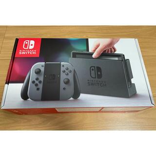 Nintendo Switch - Nintendo Switch Joy-Con (L) / (R) グレー 美品