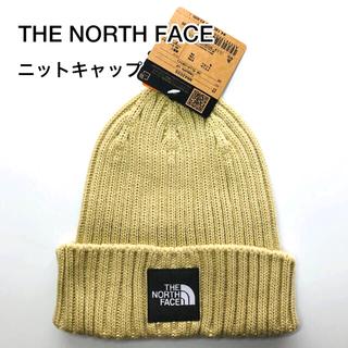ザノースフェイス(THE NORTH FACE)のTHE NORTH FACE  ザ・ノースフェイス ニットキャップ Vホワイト(ニット帽/ビーニー)