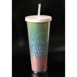 Starbucks Coffee - 海外スターバックス★お得★新品未使用★プラスティックタンブラー★ベンティサイズ