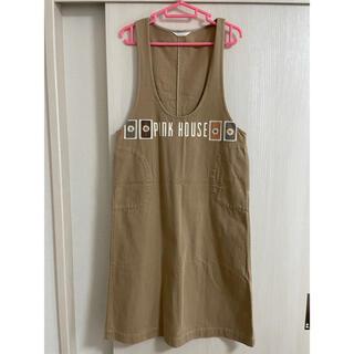 ピンクハウス(PINK HOUSE)のジャンバースカート(ロングワンピース/マキシワンピース)