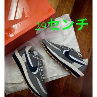 NIKE LDワッフル×sacai ×CLOT Cool Grey 29cm
