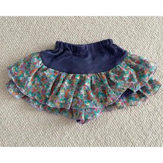 アナスイ(ANNA SUI)のANNA SUI キュロットスカート 90サイズ(スカート)