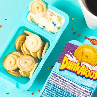 コストコ - 海外 お菓子 Dunkaroos cookies バニラクリーム クッキー