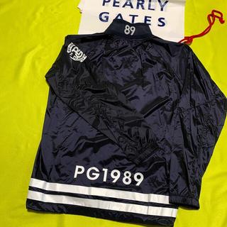 PEARLY GATES - 【新品.未使用】パーリーゲイツ 薄手アウター スニード ブルゾン 1