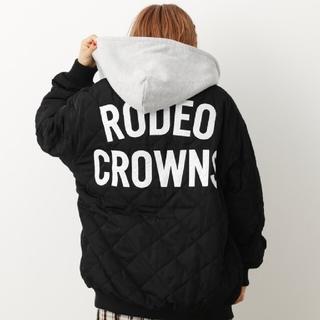 ロデオクラウンズワイドボウル(RODEO CROWNS WIDE BOWL)の新品ブラック(ブルゾン)