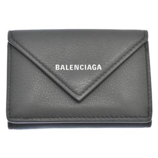 Balenciaga - BALENCIAGA バレンシアガ 二つ折り財布