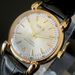 オリス(ORIS)の★ビューティー★【オリス/ORIS】腕時計/メンズ/シルバー/ゴールド/手巻(腕時計(アナログ))