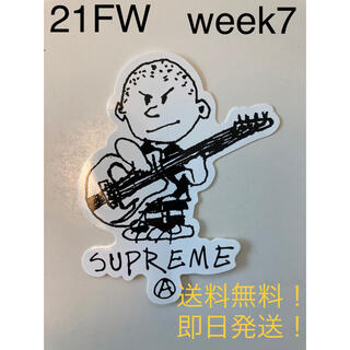 Supreme - 【新品】supreme Rocker Tee Sticker ステッカー