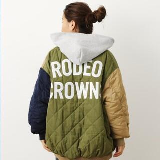 ロデオクラウンズワイドボウル(RODEO CROWNS WIDE BOWL)の最新マルチ(混色)(ブルゾン)