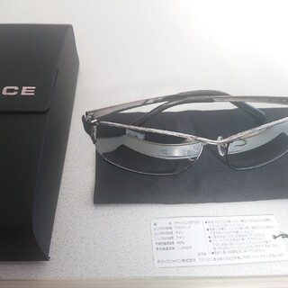 POLICE - サングラス POLICE ポリスSPLB77J  583X チタニウム 超美品