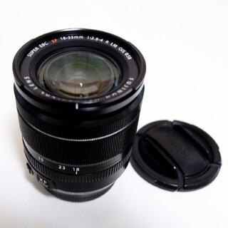 富士フイルム - XF18-55mm F2.8-4 R LM OIS フジノンレンズ