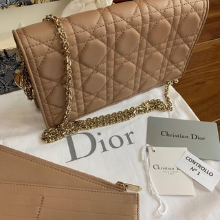 Christian Dior - レディディオール クラッチショルダー 美品