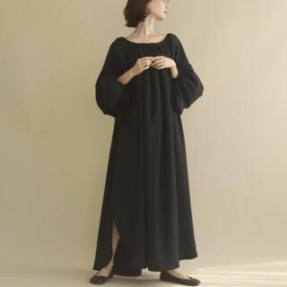 トゥデイフル(TODAYFUL)のlouren♡balloon sleeve volume dress(ロングワンピース/マキシワンピース)