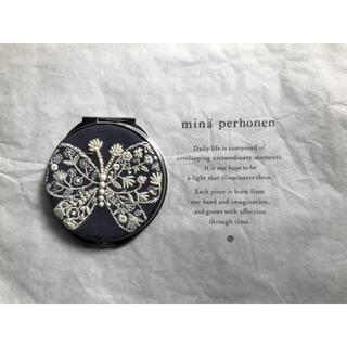 mina perhonen - ミナペルホネン コンパクトミラー(forest wing)