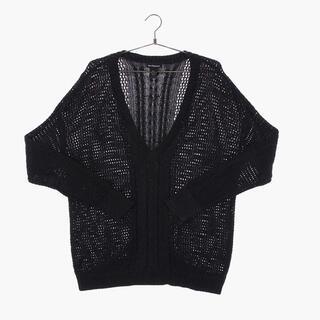 サンローラン(Saint Laurent)のvintage kint sweater sullen(カーディガン)