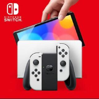 Nintendo Switch - 新型スイッチ ホワイト