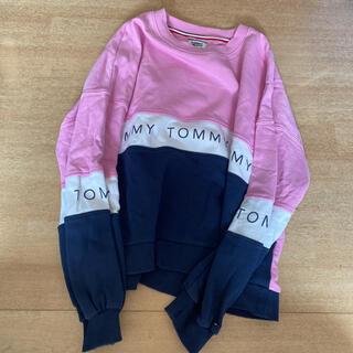 トミー(TOMMY)のtommy jeans トレーナー(トレーナー/スウェット)