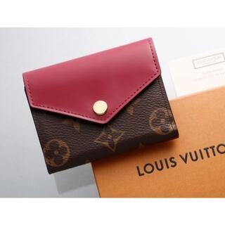 LOUIS VUITTON - K1541M 良品 ヴィトン モノグラム ポルトフォイユ・ゾエ 三つ折 ミニ財布