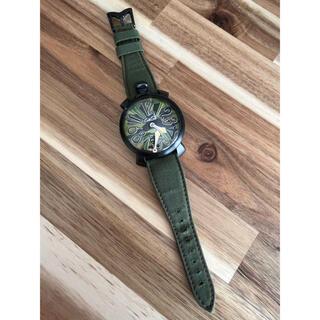 GaGa MILANO - ガガミラノ メンズ腕時計 限定500個 カモフラージュ