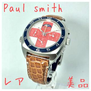 ポールスミス(Paul Smith)のレア ポールスミス 永久カレンダー グランドコンプリケーション メンズ腕時計(腕時計(アナログ))