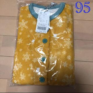 アンパサンド(ampersand)の☆アンパサンド☆ ベビーパジャマ ベビーキルトパジャマ 95センチ(パジャマ)