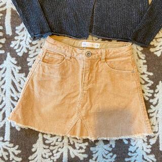 ザラキッズ(ZARA KIDS)のZARA KIDS スカート 6ans/116センチ⭐︎1度着用美品(スカート)