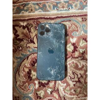 Apple - iphone12 pro パシフィックブルー 128gb ジャンク