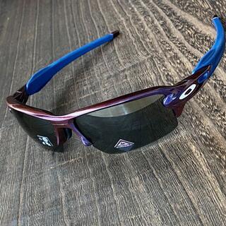 Oakley - サングラス オークリー フラック 2020 東京オリンピック プリズム グレー