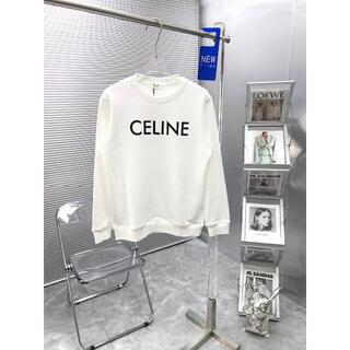 セリーヌ(celine)の極上美品CELINEパーカーa19(パーカー)