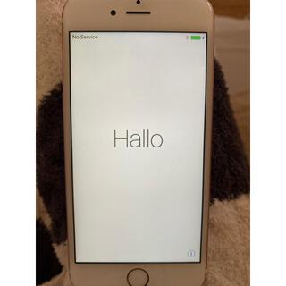 iPhone - iPhone6s ローズゴールド 64GB
