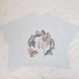 COMME des GARCONS - 【別注♪】BALMUNG プリントビッグTシャツ