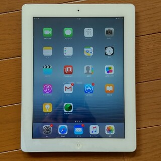 Apple - iPad 第3世代 Wi-Fi 16GB MD328J/A モデル