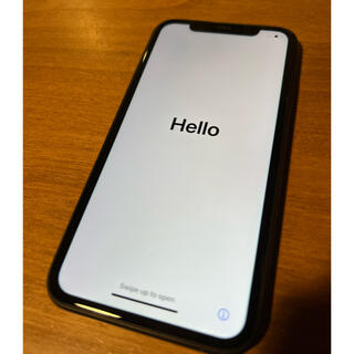 Apple - iPhone11 ブラック 128GB SIMフリー