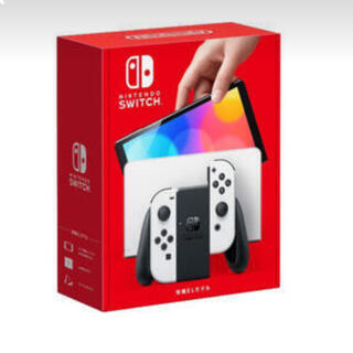 Nintendo Switch - 新型Nintendo Switch 有機ELモデル ホワイト