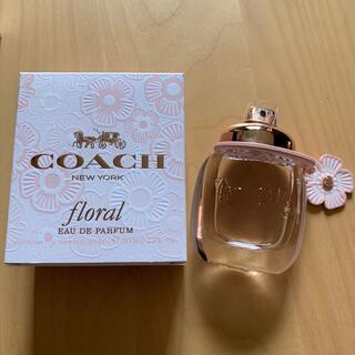 コーチ(COACH)のCOACH フローラル オードパルファム 30mL(香水(女性用))