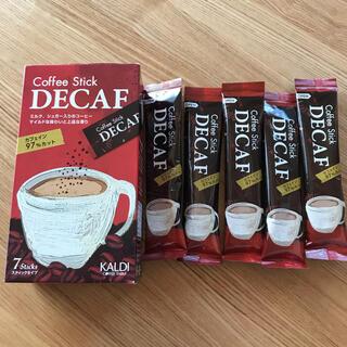 KALDI - デカフェ コーヒー 5本 カルディ