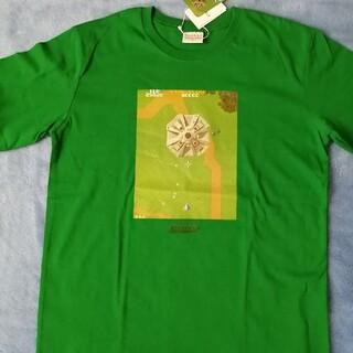 バンダイ(BANDAI)のゼビウス Tシャツ  Lサイズ(Tシャツ/カットソー(半袖/袖なし))