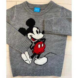 ミッキーマウス(ミッキーマウス)のDisney ミッキーマウス ニット(ニット)