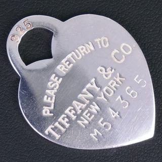 ティファニー(Tiffany & Co.)のティファニー リターントゥティファニー ハートタグ シルバー925(その他)