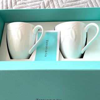 Tiffany & Co. - 【未使用】ティファニー マグカップ