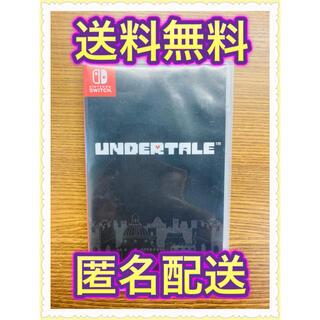 Nintendo Switch - 【匿名配送・即日発送】アンダーテイル UNDERTALE switch