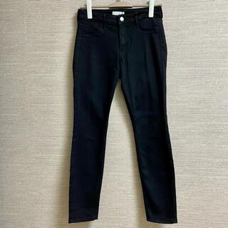 H&M - H&M スキニーパンツ ブラック ストレッチ サイズM 黒 エイチアンドエム