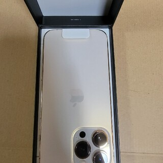 iPhone13Pro 128GB ゴールド 開封済み