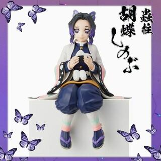 BANDAI - プレミアム ちょこのせ フィギュア【胡蝶しのぶ】