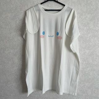 サンリオ(サンリオ)のサンリオ シナモロール Tシャツ(Tシャツ(半袖/袖なし))